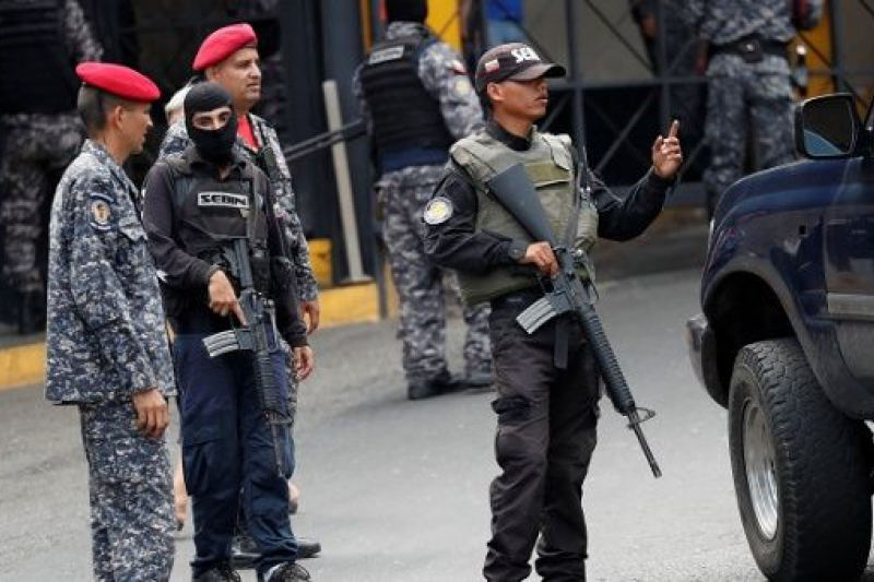 The ad hoc commission will investigate the riot among inmates at the Sebin headquarters at the Helicoide in Caracas